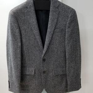 Tweed blazer,